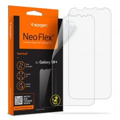Spigen Galaxy S9+ Neo Flex Screen Protector (Front 2pcs)