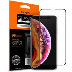 iPhone 11 / iPhone XR Full Coverage HD Tempered Glass
