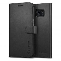 Galaxy S7 Case Wallet S-Black