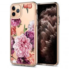 CYRILL Ciel iPhone 11 Pro Max Case Spigen Sub Brand Rose Floral