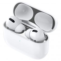 [2 Pack] AirPods Pro Shine Shield Metal Sticker