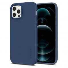 iPhone 12 Pro / iPhone 12 Case Thin Fit [Upgraded Protection]
