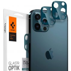 [2 Pack] iPhone 12 Pro Max Optic Lens Tempered Glass