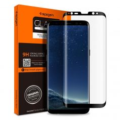 Galaxy S9 Plus Screen Protector GLAS.tR Curved