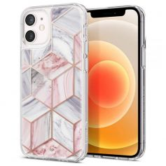 Ciel By CYRILL iPhone 12 Mini Case Spigen Sub Brand Pink Marble