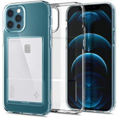 iPhone 12 Pro / iPhone 12 Case Crystal Slot