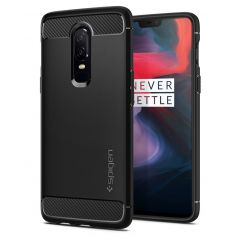 OnePlus 6 Case Rugged Armor
