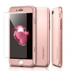 [Clearance] iPhone 7 Case Thin Fit 360 (Only For iPhone 7) Rose Gold