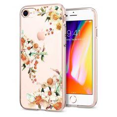 iPhone SE 2020 Case (4.7 inch) iPhone 8 Case iPhone 7 Case Liquid Crystal Aquarelle
