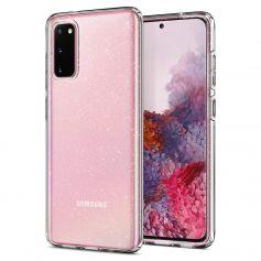 Samsung Galaxy S20 Case Liquid Crystal Glitter