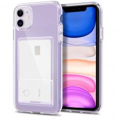 iPhone 11 Case Crystal Slot