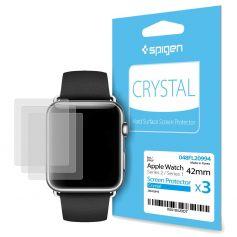 Apple Watch Series 3 / 2 / 1 Film Crystal (42mm)