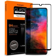 Huawei P30 Full Cover HD Tempered Glass (1 Pack)