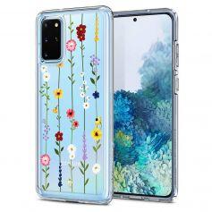 Ciel By CYRILL Samsung Galaxy S20+ Case S20 Plus Case Spigen Cecile Series Flower Garden