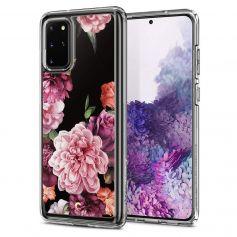 Ciel By CYRILL Samsung Galaxy S20+ Case S20 Plus Case Spigen Cecile Series Rose Floral