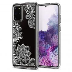 Ciel By CYRILL Samsung Galaxy S20+ Case S20 Plus Case Spigen Cecile Series White Mandala