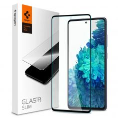Samsung Galaxy S20 FE Full Coverage HD Tempered Glass