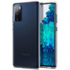 Samsung Galaxy S20 FE Case Crystal Hybrid