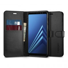 Galaxy A8 (2018) Case Wallet S