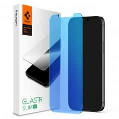 iPhone 12 Pro / iPhone 12 Screen Protector Glas tR Antiblue HD