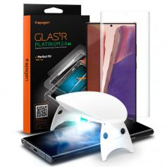 Samsung Galaxy Note 20 Ultra Screen Protector Glas.tR Platinum 2.0 HD