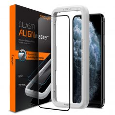 iPhone 11 Pro Max AlignMaster Full Coverage Tempered Glass