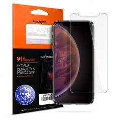 [Anti Bacterial] iPhone 11 Pro Max / iPhone XS Max Screen Protector Glas.tR SLIM HD