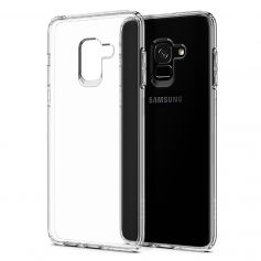 Galaxy A8+ (2018) Case Liquid Crystal
