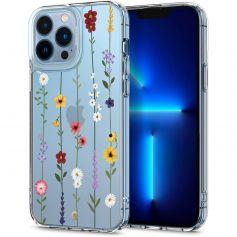 CYRILL Ciel iPhone 13 Pro Case Spigen Sub Brand Flower Garden