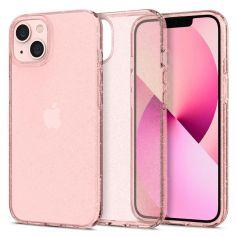 iPhone 13 Case Liquid Crystal Glitter