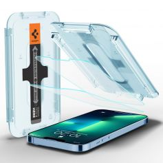 [2 Pack] iPhone 13 Pro Max Glas.tR EZ Fit Screen Protector