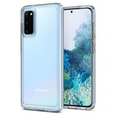 Samsung Galaxy S20 Case Crystal Hybrid