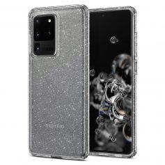 Samsung Galaxy S20 Ultra Case Liquid Crystal Glitter