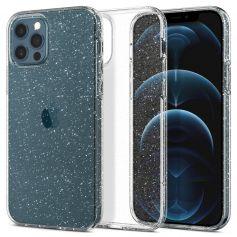 iPhone 12 Pro / iPhone 12 Case Liquid Crystal Glitter