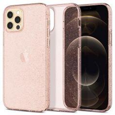 iPhone 12 Pro Max Case Liquid Crystal Glitter