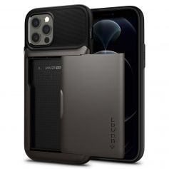 iPhone 12 Pro / iPhone 12 Case Slim Armor Wallet