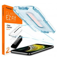 [2 Pack] iPhone 8 / 7 Screen Protector EZ FIT GLAS.tR SLIM