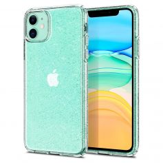 iPhone 11 Case Liquid Crystal Glitter