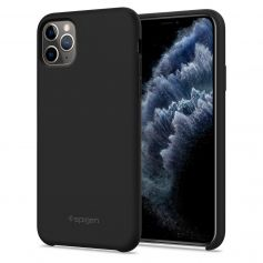 iPhone 11 Pro Max Case Silicone Fit