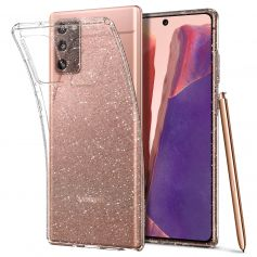 Samsung Galaxy Note 20 Case Liquid Crystal Glitter