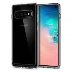 Galaxy S10 Case Crystal Hybrid