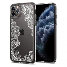 Ciel By CYRILL iPhone 11 Pro Case Spigen Cecile Series White Mandala